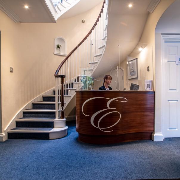 Emsworth Reception