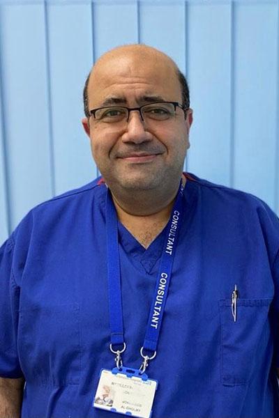 Mr Mo Al-Gholmy